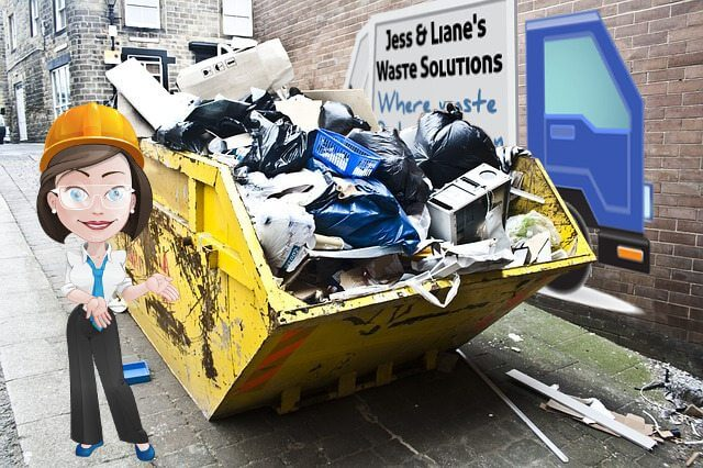 Jess and Liane's Commercial Skip Hire and Waste Solutions